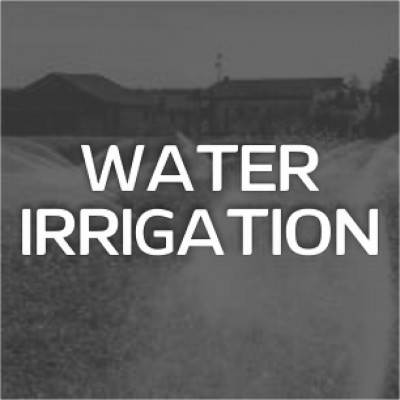 Water Irrigations