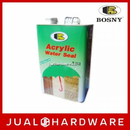 BOSNY Acrylic Water Seal B263 1 Liter