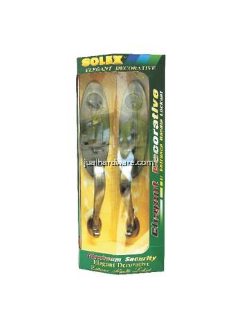 SOLEX Alloy Door Handle Lockset 695SS