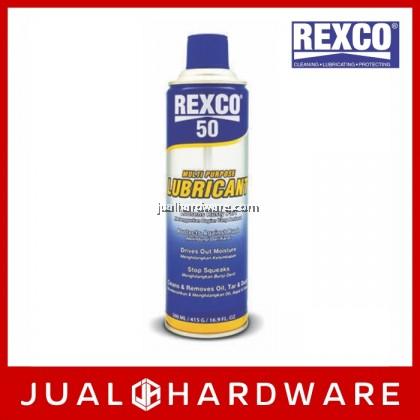 REXCO 50 Multi Purpose Lubricant - 350ml
