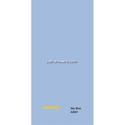 ARBORITE A2007-M Sky Blue High Pressure Laminate