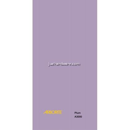 ARBORITE A3000-M Plum High Pressure Laminate