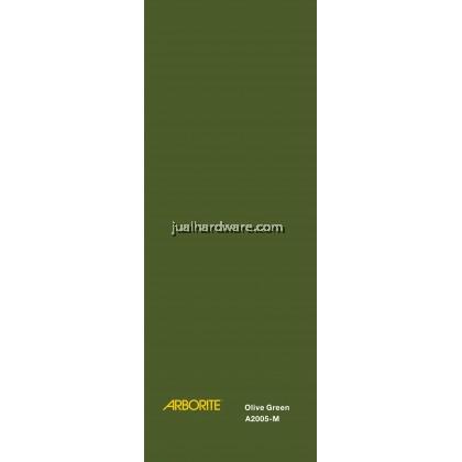 ARBORITE A2005-M Olive Green High Pressure Laminate
