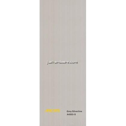 ARBORITE A4503-S Grey Silverline High Pressure Laminate