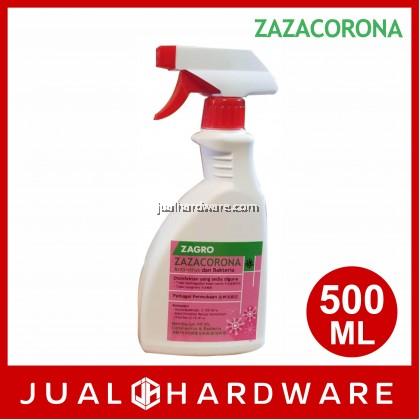ZAZACORONA 500-ml Virus & Bacteria Disinfectant