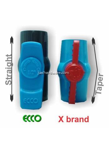 ECCO PVC BALL VALVE SOCKET - 2