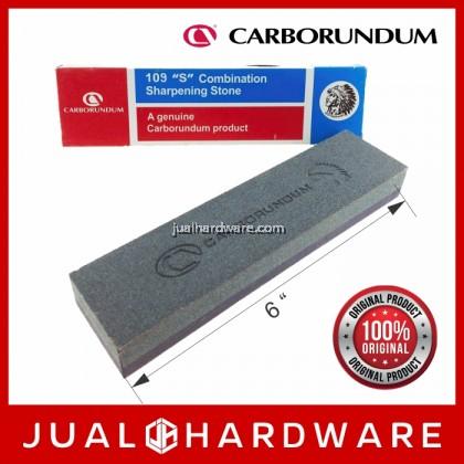 CARBORUNDUM 6 Inches Combination Sharpening Stone