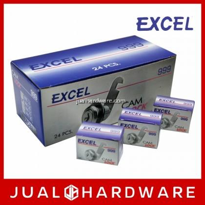 EXCEL Camlock Drawer Lock 20mm - Dozens
