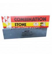 5 TIGER RED BOX ALUMINA OXIDE SHARPENING STONE - 8