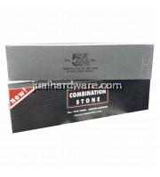 5 TIGER 'PREMIUM BLACK BOX' SILICONE CARBIDE SHARPENING STONE - 8