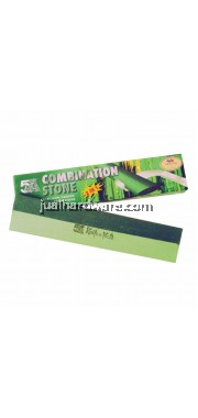 5 TIGER 7 Inches Rubber Knife Combination Sharpening Stone