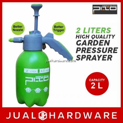 PIXO High Quality Garden Pressure Sprayer 2 Liters