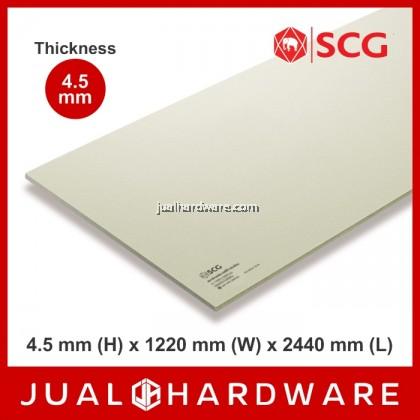 SCG Smart Board (4.5mm x 1220mm x 2440mm) - 130PCS @RM44.00/PC
