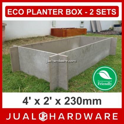 Eco Planter Box - 2 sets