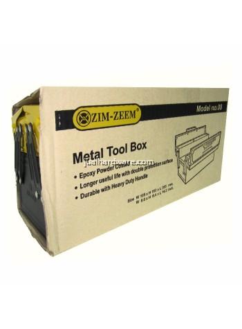 ZIMZEEM METAL TOOL BOX - 08