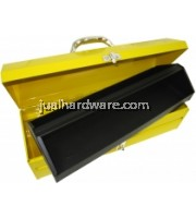 ZIMZEEM METAL TOOL BOX - 15