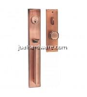 SOLEX Alloy Door Handle Lockset 3862AC