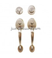 SOLEX Alloy Door Handle Lockset 6810SS