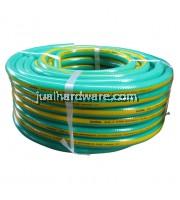 OCEANSTONE PVC GARDEN BRAIDED HOSE 1/2