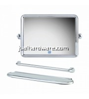 'PIXO' 3 IN 1 RECTANGULAR MIRROR SET (41 x 60 cm) - MS 015