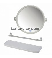 'PIXO' 3 IN 1 CIRCLE MIRROR SET (53 cm) - MS 08