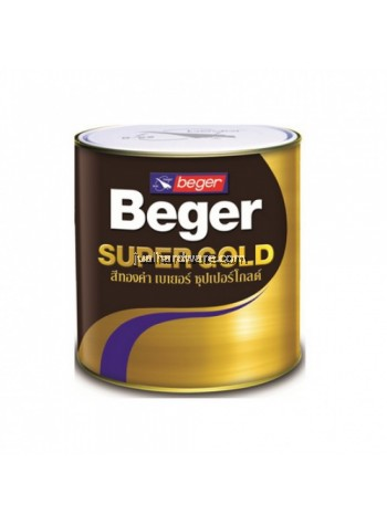 BEGER SUPER GOLD PAINT (1 GL) A/L123