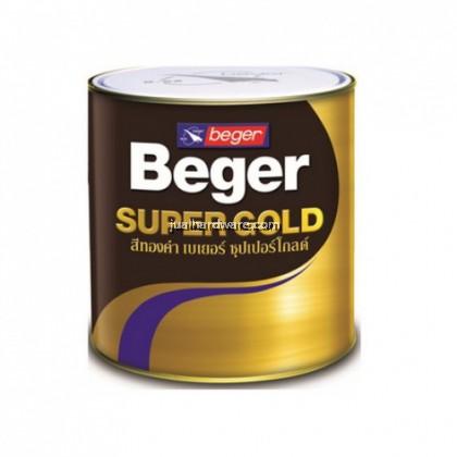 BEGER SUPER GOLD PAINT (1 GL) A/L123