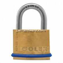 SOLEX Brass Padlock SL-110 Size 40mm