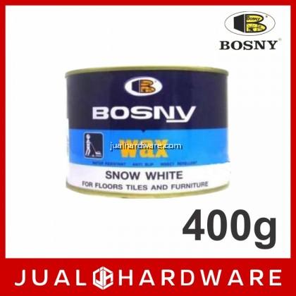 BOSNY Floor Wax (400g)