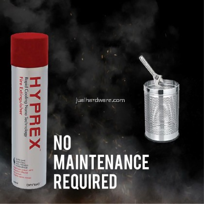 HYPREX Fire Extinguisher 460ml